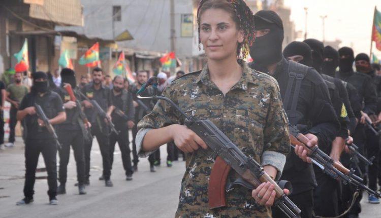 مقاتلين-كرد-سوريين