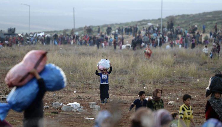 الأمم المتحدة: نزوح 5 آلاف جراء الهجوم التركي على عفرين 