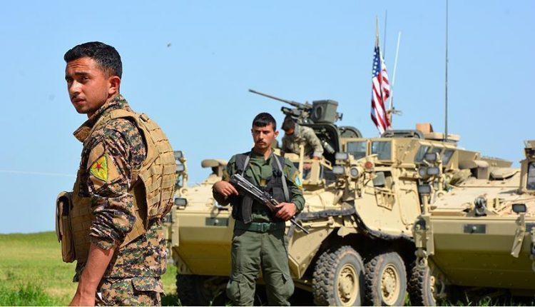 وحدات حماية الشعب YPG