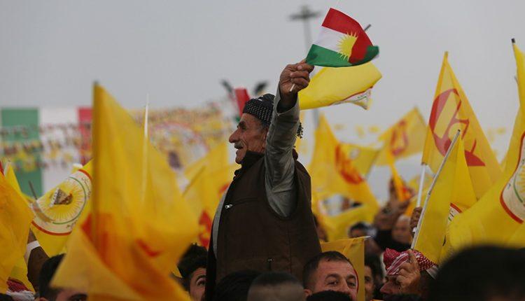الحزب الدموقراطي الكوردستاني