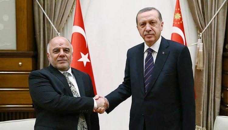 أردوغان-العبادي