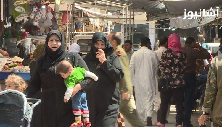 سوق مدينة القامشلي