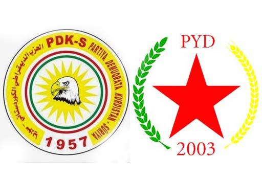 الديمقراطي الكردستاني-سوريا مستعد لبدء المباحثات مع (PYD)