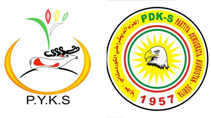 الحزب الديمقراطي الكردستاني – سوريا وحزب يكيتي الكردي