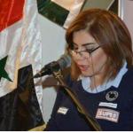 استمرار اعتقال بروين إبراهيم وحزبها يعلن تأجل عقد ملتقى الحوار السوري – السوري