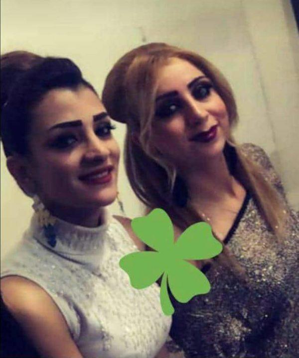 ديلان شيخ محمود وشقيقتها دليار