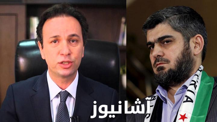 محمد علوش و خالد خوجة