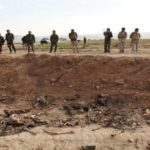 قوات البشمركة تعثر على مقبرتين جماعيتين في شنكال