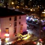 انفجارات تضرب مقر حزب الشعوب الديمقراطي في إسطنبول