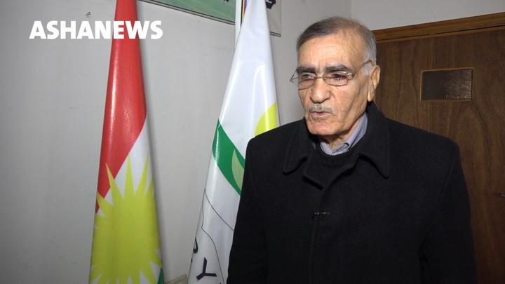 حسن صالح: النظام يستخدم PYD لقمع الشعب الكردي ولمواجهة داعش خارج المناطق الكردية