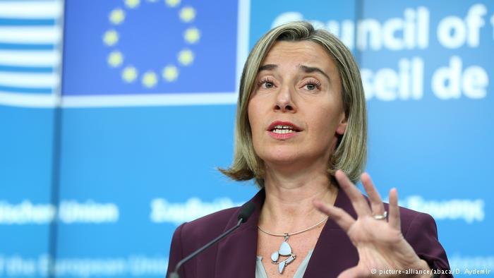 """سوريا المستقبل """"نظام لا مركزي"""" حسب وثيقة للاتحاد الأوروبي"""