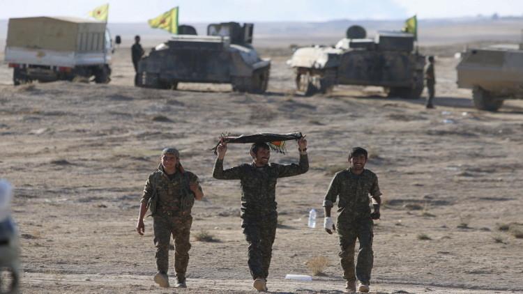 """قوات """"سوريا الديمقراطية"""" تتقدم إلى سد استراتيجي يخضع لداعش"""