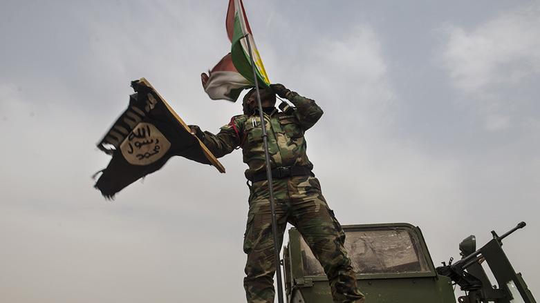 التحالف: استفتاء إقليم كردستان لا يؤثر على الحرب ضد داعش