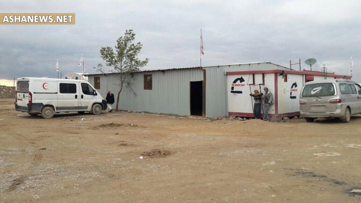 200 حالة اصابة بداء الليشمانيا في مخيم الهول