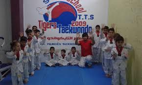 لاعبي مدرسة نمور التايكواندو يحققون 6 ميداليات في بطولة دولية