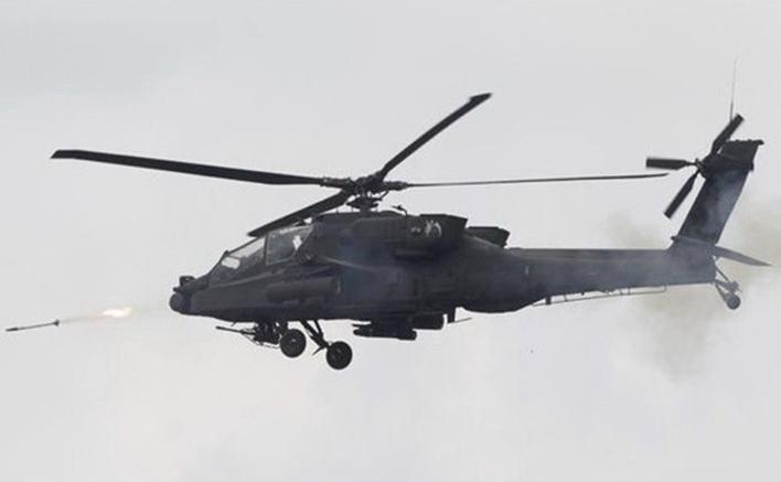 طائرات مجهولة تقصف مواقع عسكرية في بلدة جل آغا