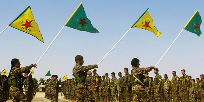 وحدات حماية الشعب: الأسد لم يرسل الجيش إلى عفرين