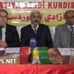 سلمان الخليل: PDK-S رفض انضمامنا للمجلس ولن ننضم لأطر نختلف معها سياسياً