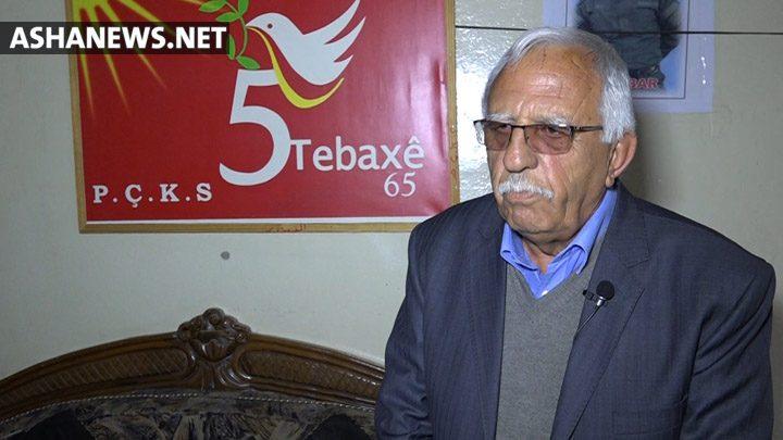 محمد موسي: المجلس الوطني الكردي في جنيف يمثل رؤية الائتلاف لا المشروع القومي الكردي