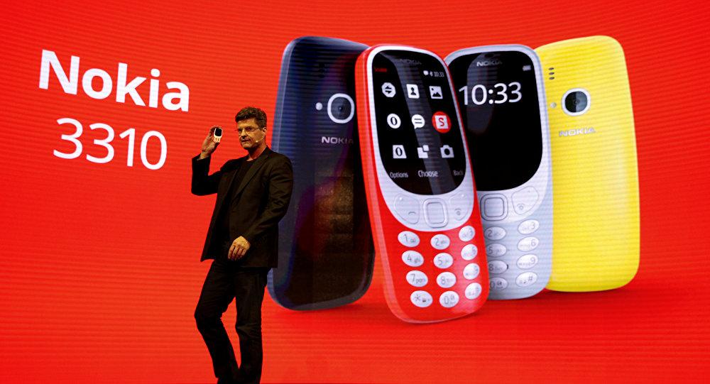 """تعرف إلى مواصفات الأسطورة نوكيا """"3310"""" بنسخته الجديدة"""