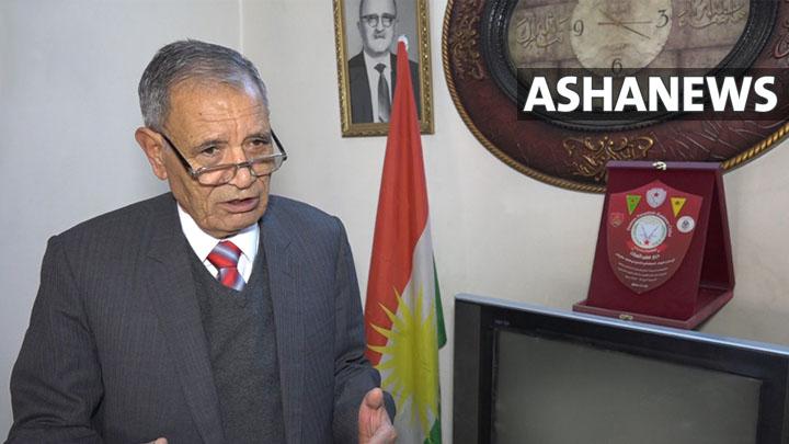 صالح كدو: على المجلس الوطني الكردي اخذ موقف قومي وعدم المشاركة في جنيف 4