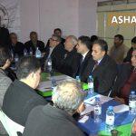أمجد عثمان: الاتصالات مستمرة معنا من أجل المشاركة في جنيف4