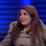 نارين متيني: ظهوري على روداو كان احدى أسباب منعي من دخول كردستان سوريا