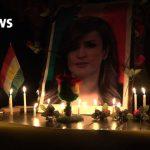 تضامن كُردستاني وعالمي واسع وفاءاً للإعلامية شفاء كردي
