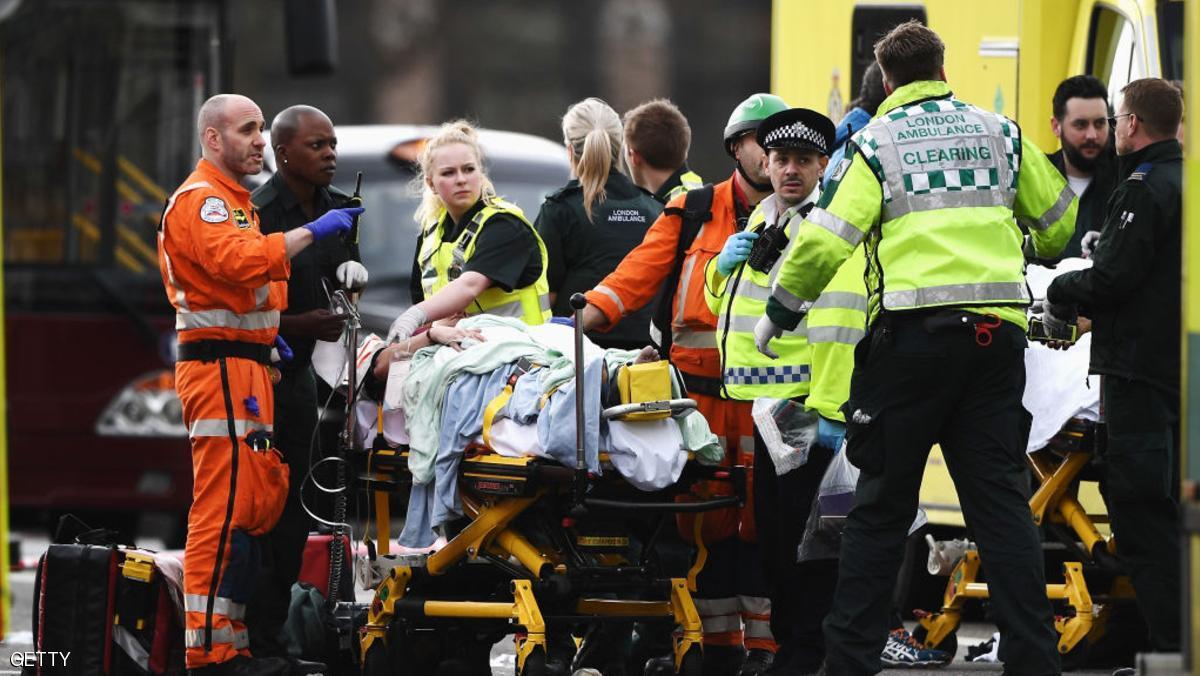 تفاصيل الهجوم الإرهابي الذي وقع امام مقر البرلمان البريطاني في قلب لندن