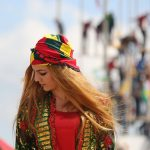 شاهد بالصور أكبر احتفال بعيد نوروز 2017 في مدينة آمد (ديار بكر)