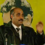عبد السلام أحمد: المجلس قام بحرق مقراته للحصول على الأموال ولتشويه سمعة الإدارة الذاتية