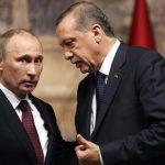 أردوغان يطالب بوتين بحظر أنشطة حزب الاتحاد الديمقراطي في روسيا