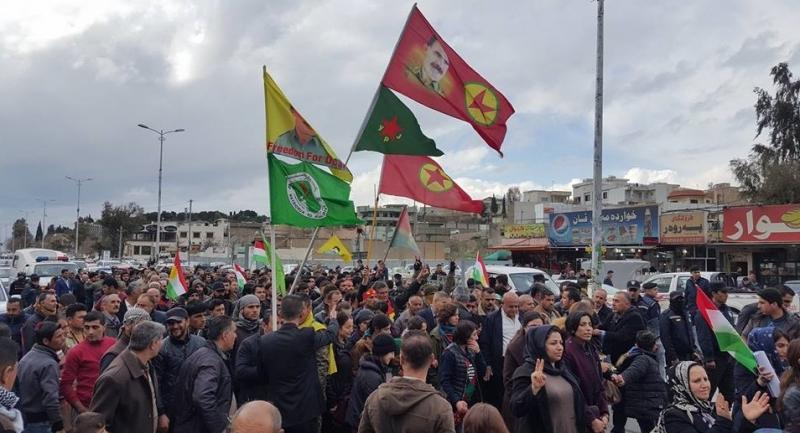 هيومن رايتس ووتش: على اقليم كردستان حماية الحق في حرية التعبير والتجمع السلمي