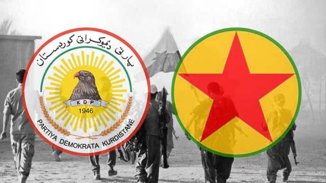 الديمقراطي: حزب العمال الكردستاني ينفذ أجندة مخابرات اقليمية