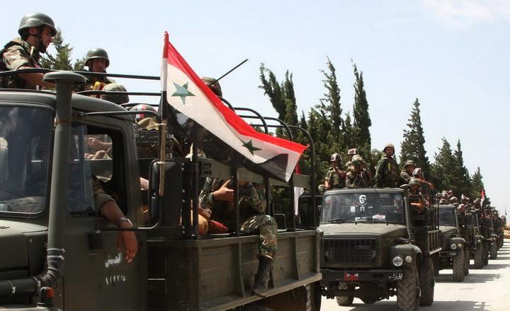 مقتل أبرز قادة الجيش السوري في معركة دير الزور