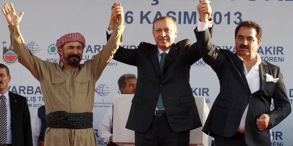 ماذا قال أردوغان عن نوروز في رسالته باللغة الكردية؟