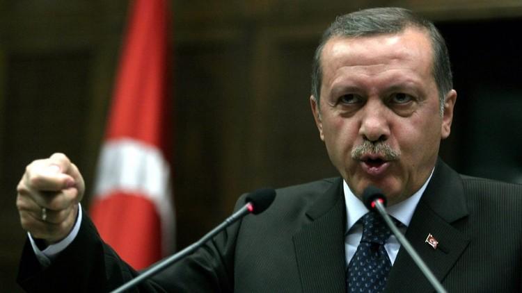 أردوغان يهدد باجتياح عسكري للمناطق الكردية شمال سوريا