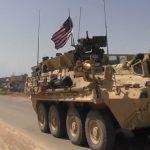 مدرعات أمريكية تجول داخل المدن الكُردية في الشمال السوري
