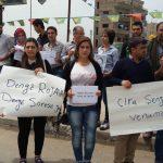 القامشلي: نشطاء وصحفيون يطالبون الإعلام والمنظمات الدولية بعدم الصمت أمام الهجمات التركية