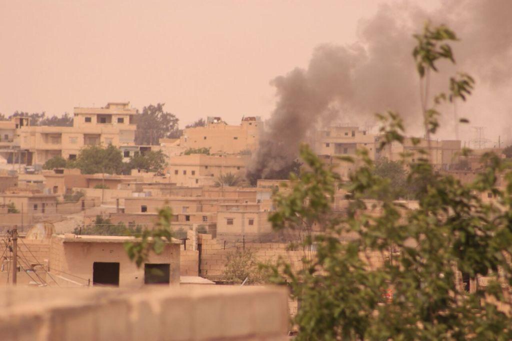 سوريا الديمقراطية تسيطر على ثلاث أحياء في مدينة الطبقة