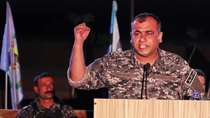 جوان إبراهيم: ليعلم العالم أننا لسنا من عشاق حمل السلاح