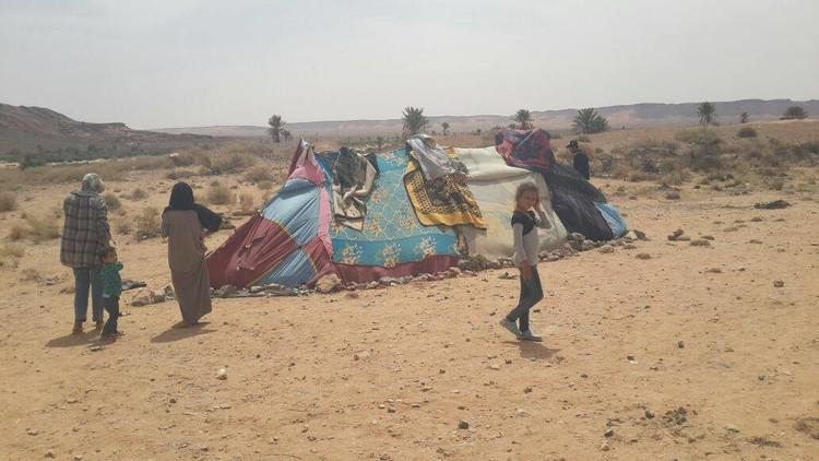 الجزائر تحل أزمة اللاجئين السوريين العالقين على الحدود مع المغرب