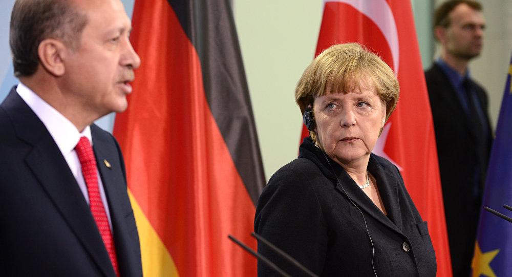 ألمانيا تتخلى عن سياسة ضبط النفس وتتخذ سلسلة تدابير اقتصادية ضد تركيا