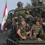 عملية عسكرية ثلاثية للجيش السوري وحزب الله والجيش اللبناني في عرسال