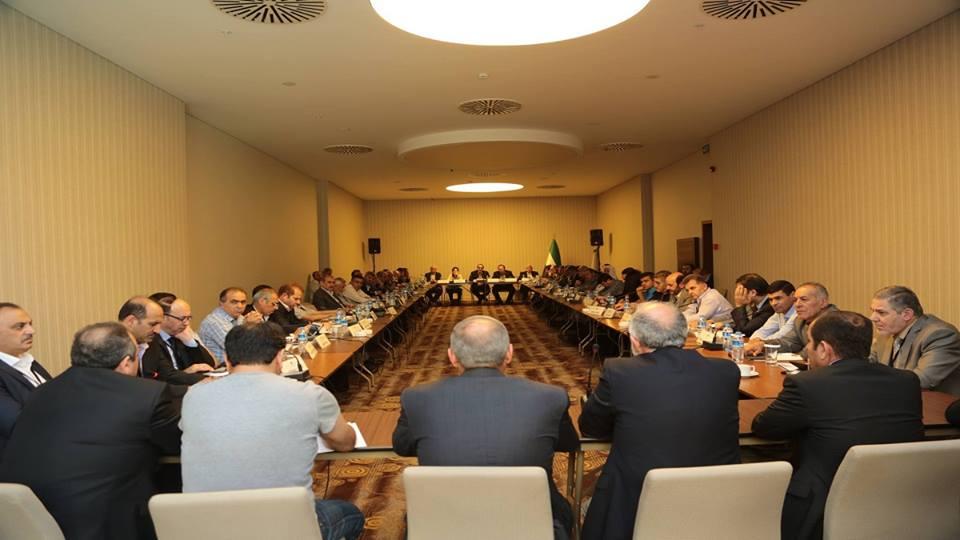 المجلس الوطني الكردي يتبرأ من وثيقة اسطنبول للأقليات في سورية