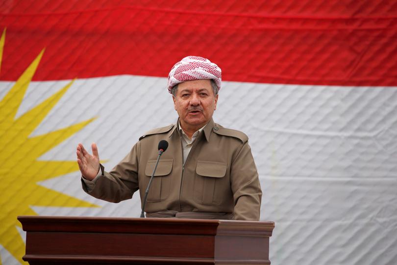 بارزاني لـ ‹الأهرام› المصرية: هدف الاستفتاء هو الاستقلال