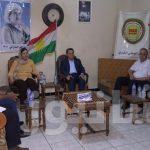 """المجلس الوطني الكردي يلتقي لجنة """"KNK"""" بعيداً عن الإعلام"""