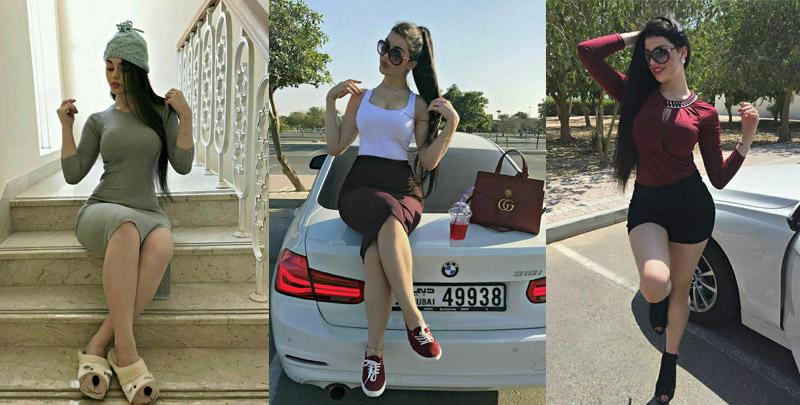 """""""باربي"""" العرب عارضة أزياء تشعل الفيسبوك بصورها الجريئة"""