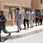 قوات سوريا الديمقراطية تطلق سراح العشرات من عناصر داعش في الرقة