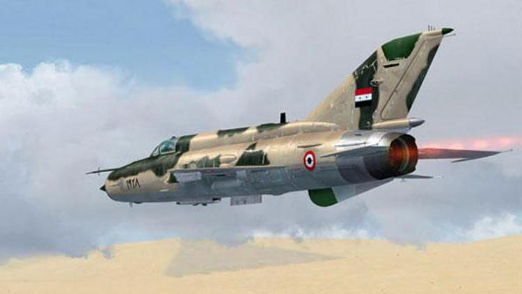 المعارضة تعلن إسقاط طائرة للنظام السوري بريف السويداء وأسر قائدها